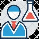 Laboratory assistant Icon