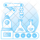 Laboratory Automation Icon