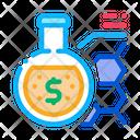 Laboratory Flask Liquid Icon
