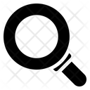 Laboratory Magnifier Icon