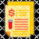 Laboratory Report Laboratory File Icon