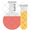 Conical Flask Laboratory Icon