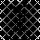 Dna Gmo Laboratory Icon