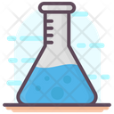 Laboratory Tool Flask Lab Accessory Icon