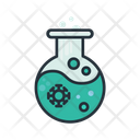 Laboratory Tube Icon