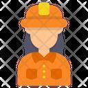 Labour People Female Icon