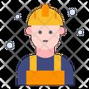 Labour Worker Profession Icon