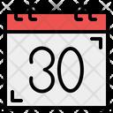 Month Calendar Labour Icon
