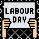 Labour Day Labor Day Protest Icon