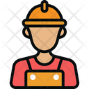 Avatar Laborer Labourer Icon