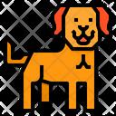 Labardor Dog Animal Icon