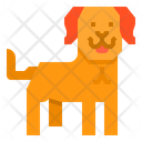 Labrador Dog Icon