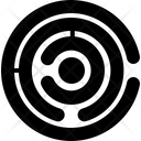 Labyrinth Way Out Puzzel Icon