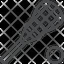 Lacrosse Stick Game Game Equipment Icon