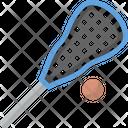 Equipment Lacrosse Play Icon