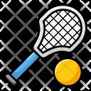 Lacrosse Racket Lacrosse Equipment Sports Equipment Icon