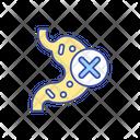 Lactose Intolerance Icon