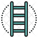Ladder Tool Climb Icon