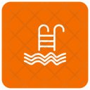 Swimming Pool Bath Icon