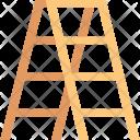 Ladder Construction Railing Icon