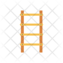 Stair Ladder Construction Icon