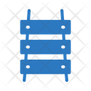 Ladder Construction Building Icon
