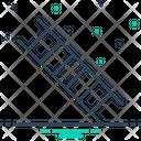 Step Ladder Climb Icon