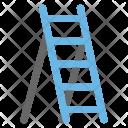 Ladder Folding Adjustable Icon
