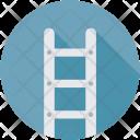 Ladder Step Wood Icon