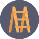 Ladder Staircase Wooden Icon