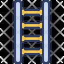 Ladder Stairs Stepladder Icon