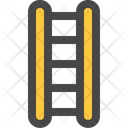Ladder Construction Climb Icon