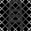 Climbing Equipment Ladder Icon