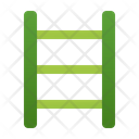 Ladder Farm Agriculture Icon