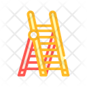 Ladder Tool Color Icon