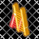 Ladder Tool Isometric Icon