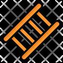 Ladder Climb Construction Icon