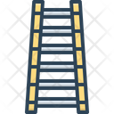 Ladder Stairs Tread Of Steps Icon