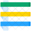 Ladder Nameplate Icon