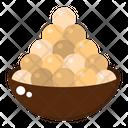 Laddu Food Diwali Icon