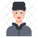 Female Girl Ladies Icon