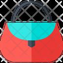 Ladies Bag Icon