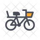 Ladies Cycle Cycle Bicycle Icon