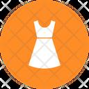 Ladies Dress Icon