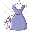 Ladies Frock Icon