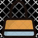 Ladies Bag Handbag Icon