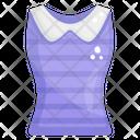 Dress Fashion Boutique Ladies Shirt Icon