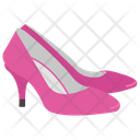 Ladies Shoes Shoes High Heels Icon