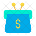 Ladies Wallet Ladies Wallet Icon