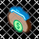 Coin Money Wallet Icon
